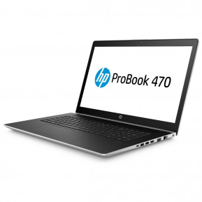 "HP ProBook 470 G5 2XZ77ES - i7-8550U, 17,3"" FHD IPS, RAM 16GB, SSD 256GB + HDD 1TB, NVIDIA GeForce GT 930MX, Srebrny, Windows 10 Pro - zdjęcie 6"