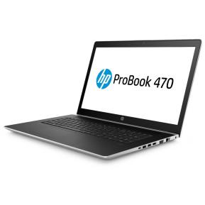 """Laptop HP ProBook 470 G5 2XZ77ES - i7-8550U, 17,3"""" FHD IPS, RAM 16GB, SSD 256GB + HDD 1TB, GeForce GT 930MX, Srebrny, Windows 10 Pro - zdjęcie 6"""