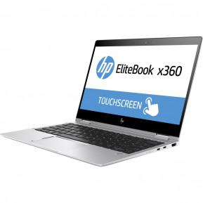 "Laptop HP EliteBook x360 1020 G2 1EP69EA - i5-7200U, 12,5"" Full HD IPS dotykowy, RAM 8GB, SSD 512GB, Srebrny, Windows 10 Pro - zdjęcie 7"