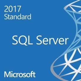 Microsoft SQL Server 2017 Standard EN 10 CAL - 228-11033 - zdjęcie 1