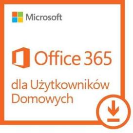 Microsoft Office 365 Home All Languages 5U, 5PC - 6GQ-00092 - zdjęcie 1
