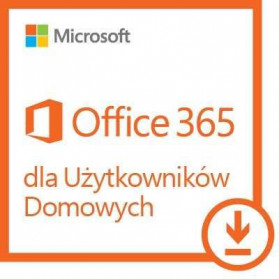 Microsoft Office 365 Home All Languages 5U/5PC - 1