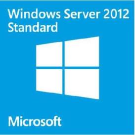 Microsoft Windows Sever 2012 Standard R2 x64 EN 2CPU/2VM - 1