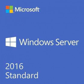 Microsoft Windows Sever 2016 Standard PL x64 16Core - 1