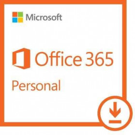 Microsoft Office 365 Personal All Languages 1U/1PC - 1