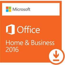 Microsoft Office 2016 dla Użytkowników Domowych i Małych Firm EN x32, x64 - T5D-02826 - zdjęcie 1