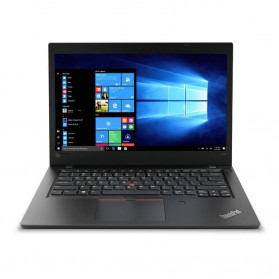 "Laptop Lenovo ThinkPad L480 20LS0016PB - i7-8550U, 14"" Full HD IPS, RAM 8GB, SSD 256GB, Windows 10 Pro - zdjęcie 6"