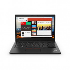 "Lenovo ThinkPad T480s 20L7001LPB - i7-8550U, 14"" Full HD IPS, RAM 16GB, SSD 512GB, Modem WWAN, Windows 10 Pro - zdjęcie 6"
