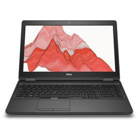 "Laptop Dell Precision 3520 52976320 - i7-7700HQ, 15,6"" Full HD, RAM 16GB, SSD 256GB, NVIDIA Quadro M620, Windows 10 Pro - zdjęcie 3"