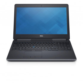 "Laptop Dell Precision 7520 52785015 - i7-7700HQ, 15,6"" Full HD IPS, RAM 16GB, SSD 256GB, NVIDIA Quadro M1200M, Windows 10 Pro - zdjęcie 7"