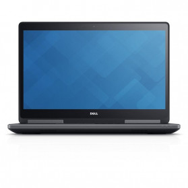 "Laptop Dell Precision 7720 1026910028442 - Xeon E3-1535M v6, 17,3"" 4K, RAM 16GB, SSD 256GB, AMD Radeon Pro WX7100, Windows 10 Pro - zdjęcie 6"