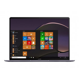 "Laptop Huawei MateBook X 13 53010ASD - i7-7500U, 13"" 2160x1440 IPS, RAM 8GB, SSD 512GB, Space Gray, Windows 10 Pro - zdjęcie 7"