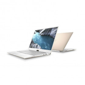 """Dell XPS 13 9370-3803 - i7-8550U, 13,3"""" 4K dotykowy, RAM 16GB, SSD 512GB, Srebrny, Windows 10 Home - zdjęcie 3"""