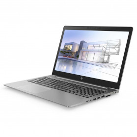 "Laptop HP ZBook 15u G5 3JZ96AW - i5-8350U, 15,6"" Full HD IPS, RAM 8GB, SSD 256GB, AMD Radeon Pro WX3100, Srebrny, Windows 10 Pro - zdjęcie 7"