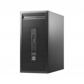 Komputer HP EliteDesk 705 G3 2KR90EA - Micro Tower, AMD Ryzen 3 PRO 1200, RAM 4GB, HDD 500GB, AMD Radeon R7 430, DVD, Windows 10 Pro - zdjęcie 3