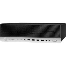 HP EliteDesk 800 G3 Z4D09EA - SFF, i5-7500, RAM 8GB, SSD 256GB + HDD 500GB, DVD, Windows 10 Pro - zdjęcie 4