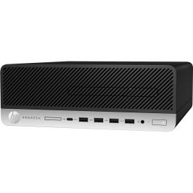 Komputer HP ProDesk 600 G3 1HK33EA - SFF, i5-7500, RAM 8GB, SSD 256GB, DVD, Windows 10 Pro - zdjęcie 4