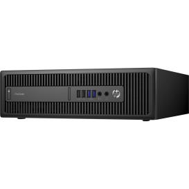 HP ProDesk 600 G2 X3J44EA - SFF, i3-6100, RAM 4GB, HDD 500GB, DVD, Windows 10 Pro - zdjęcie 3