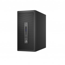 HP ProDesk 600 G2 X6T50EA - Micro Tower, i3-6100, RAM 4GB, HDD 500GB, DVD, Windows 10 Pro - zdjęcie 4