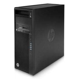 Stacja robocza HP Z440 Workstation 1WV62EA - Mini Tower, Xeon E5-1620, RAM 16GB, SSD 256GB, NVIDIA Quadro P2000, DVD, Windows 10 Pro - zdjęcie 4