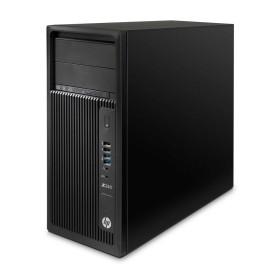 HP Workstation Z240 2WU14ES - Tower, Xeon E3-1225, RAM 32GB, SSD 512GB, NVIDIA Quadro P600, DVD, Windows 10 Pro - zdjęcie 4