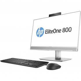 "Komputer All-in-One HP EliteOne 800 G3 1KB37EA - i5-7500, 23,8"" Full HD IPS dotykowy, RAM 8GB, HDD 1TB, DVD, Windows 10 Pro - zdjęcie 4"