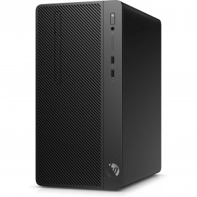 Komputer HP 285 G3 3VA15EA - Micro Tower, AMD Ryzen 3 PRO 2200G , RAM 8GB, SSD 256GB, AMD Radeon Vega 8, DVD, Windows 10 Pro - zdjęcie 4