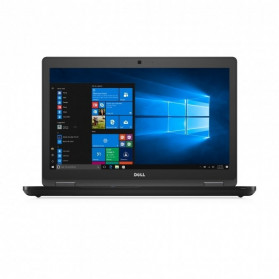 "Laptop Dell Latitude 5580 N028L558015EMEA - i7-7600U, 15,6"" Full HD, RAM 16GB, SSD 256GB, NVIDIA GeForce 930MX, Windows 10 Pro - zdjęcie 7"