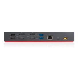 Lenovo ThinkPad Hybrid USB-C ze złączem USB-A - 40AF0135EU, replikator porów - zdjęcie 3