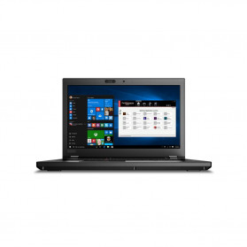 "Lenovo ThinkPad P52 20M9001HPB - i7-8750H, 15.6"" FHD, 8GB RAM, SSD 512GB, Quadro P1000, Windows 10 Pro"