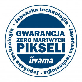 """Rozszerzenie gwarancji iiyama dla monitorów dotykowych 32"""" do 65"""" do 5 lat GWA000048 - zdjęcie 1"""