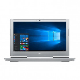 "Laptop Dell Vostro 7580 N307VN7580EMEA01_1901 - i5-8300H, 15,6"" FHD IPS, RAM 8GB, 128GB + 1TB, GF GTX 1060, Srebrny, Windows 10 Pro - zdjęcie 6"
