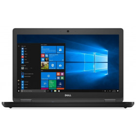 "Laptop Dell Precision 3530 53110067 - i5-8400H, 15,6"" Full HD, RAM 16GB, SSD 256GB + HDD 1TB, NVIDIA Quadro P600, Windows 10 Pro - zdjęcie 7"