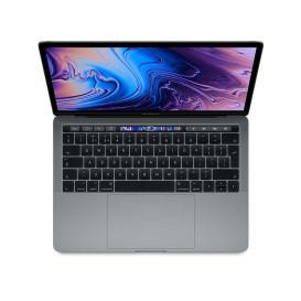 """Apple MacBook Pro 13"""" Touch Bar MR9R2ZE, A - i5-8259U, 13,3"""" WQXGA IPS, RAM 8GB, SSD 512GB, Szary, macOS - zdjęcie 4"""