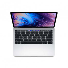 """Apple MacBook Pro 13"""" Touch Bar MR9U2ZE, A - i5-8259U, 13,3"""" WQXGA IPS, RAM 8GB, SSD 256GB, Srebrny, macOS - zdjęcie 4"""