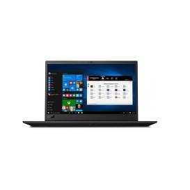 "Lenovo ThinkPad P1 Gen 1 20MD0007PB - i7-8750H, 15,6"" 4K IPS dotykowy, RAM 16GB, SSD 1TB, NVIDIA Quadro P1000, Windows 10 Pro - zdjęcie 8"