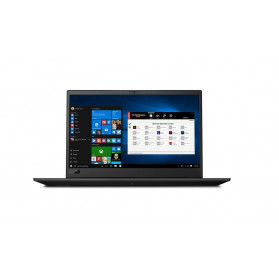 "Lenovo ThinkPad P1 20MD0007PB - i7-8750H, 15.6"" 4K, 16GB RAM, SSD 1000GB, NVIDIA P1000 4GB, Windows10 Pro - 1"