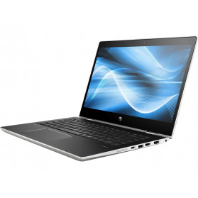 "Laptop HP ProBook x360 440 G1 4QW71EA - i7-8550U, 14"" FHD IPS MT, RAM 16GB, SSD 512GB, GeForce MX130, Srebrny, Windows 10 Pro, 1DtD - zdjęcie 9"