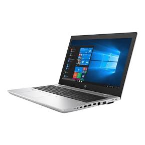 """HP ProBook 650 G4 3JY27EA - i5-8250U, 15,6"""" Full HD IPS, RAM 8GB, SSD 256GB, Czarno-srebrny, DVD, Windows 10 Pro - zdjęcie 1"""