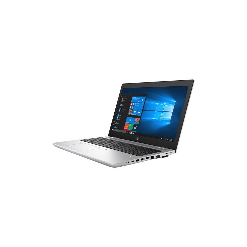 "Laptop HP ProBook 650 G4 3JY27EA - i5-8250U/15,6"" Full HD IPS/RAM 8GB/SSD 256GB/Czarno-srebrny/DVD/Windows 10 Pro"