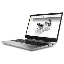 """Laptop HP ZBook 15v G5 2ZC56EA - i7-8750H, 15,6"""" FHD IPS, RAM 16GB, SSD 256GB, Quadro P600, Srebrny, Windows 10 Pro, 1 rok Door-to-Door - zdjęcie 7"""