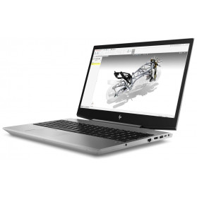 "Laptop HP ZBook 15v G5 2ZC56EA - i7-8750H, 15,6"" Full HD IPS, RAM 16GB, SSD 256GB, NVIDIA Quadro P600, Srebrny Turbo, Windows 10 Pro - zdjęcie 7"