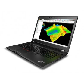 "Lenovo ThinkPad P72 20MB000RPB - i7-8750H, 17.3"" 4K, 8GB RAM, SSD 512GB+1001GB, NVIDIA P2000 4GB, Windows10 Pro - 1"