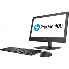 "Komputer All-in-One HP ProOne 400 G4 4NT82EA - i5-8500T, 20"" HD+, RAM 4GB, HDD 500GB, Wi-Fi, DVD, Windows 10 Pro, 1 rok On-Site - zdjęcie 5"