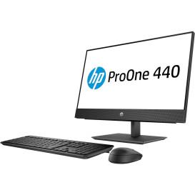 """HP ProOne 440 G4 4NU52EA - i3-8100T, 23,8"""" Full HD IPS, RAM 4GB, HDD 1TB, Windows 10 Pro - zdjęcie 4"""