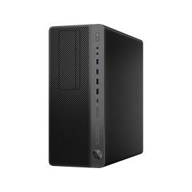 Stacja robocza HP EliteDesk 800 G4 Workstation 4RX10EA - Tower, i7-8700, RAM 16GB, SSD 256GB, Quadro P400, DVD, Windows 10 Pro, 3OS - zdjęcie 4