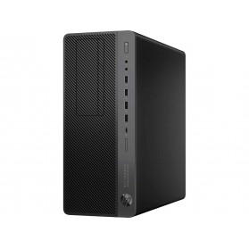 HP EliteDesk 800 G4 Workstation 4QJ00EA - Tower, i7-8700, RAM 16GB, SSD 512GB, NVIDIA GeForce GTX 1060, DVD, Windows 10 Pro - zdjęcie 4