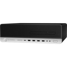 HP EliteDesk 800 G4 4KW29EA - SFF, i5-8500, RAM 8GB, SSD 256GB, DVD, Windows 10 Pro - zdjęcie 4