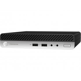 HP ProDesk 400 G4 4CZ89EA - Mini Desktop, i5-8500T, RAM 8GB, SSD 256GB, Windows 10 Pro - zdjęcie 4