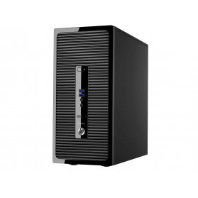 Komputer HP ProDesk 490 G3 P5K19EA - Micro Tower, i3-6100, RAM 4GB, HDD 500GB, DVD, Windows 7 Professional - zdjęcie 4